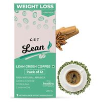 The Healthy Company - Weight Loss Lean Green Coffee