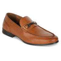 Red Tape Men Tan Derby Shoes