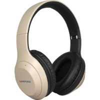 Lumiford Hd50 Wireless Over-ear True Bass Headphones With Built-in Mic (beach)
