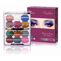 Blue Heaven 12 In 1 Fashion Eye Glitter