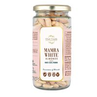 Khari Foods Rarest White Mamra Almonds