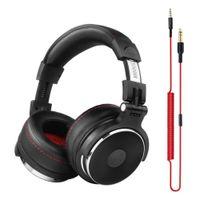 OneOdio Pro 50 Black Over Ear Wired With Mic Headphones/Earphones
