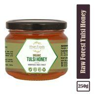 Khari Foods Premium Raw Organic Forest Honey