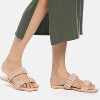 Twenty Dresses By Nykaa Fashion The Ruched Lines Flats