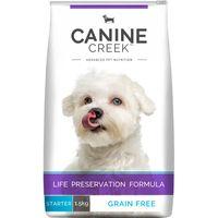 Canine Creek Starter Dry Dog Food, Ultra Premium