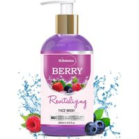 St.Botanica Berry Revitalizing Face Wash (Facial Cleanser)