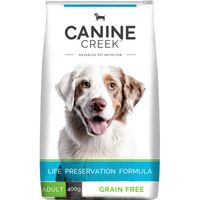 Canine Creek Adult Dry Dog Food, Ultra Premium