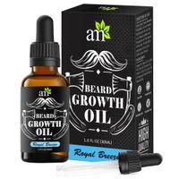 AromaMusk 100% Natural Royal Breeze Beard Growth Oil