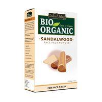 Indus Valley Bio Gems of-Organic Sandalwood Face Pack Powder