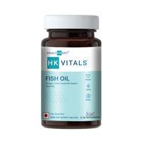 HealthKart Fish Oil Softgels