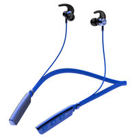boAt Rockerz 235V2 N Wireless Neckband with ASAP Charge, Vibration Alert & 8H Play (Blue)