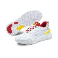 Puma Scuderia Ferrari Rs-fast Unisex White Shoes