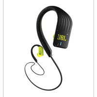 JBL Endurance Sprint Waterproof In-Ear Sport Bluetooth Headphones with Touch Controls (Yellow)