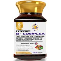 Mountainor Active Vitamin B Complex Capsules For Energy Metabolism