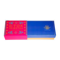 Tea Culture of The World Detox Fiesta Assorted Tea Sachets Gift
