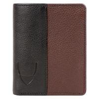 Hidesign Black Regular Mel Ranch Wallet (382-L108 Rf)