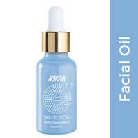 Nykaa Naturals Skin Potion Anti- Pigmentation Skincare Face Oil with Vitamin C