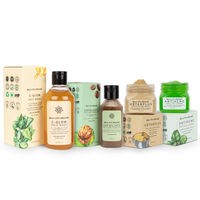 Bella Vita Organic Oil Control & Face Glow Combo (c Glow + Exfoliate + Ubtan Plus + Anti Acne)