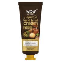 WOW Skin Science Moroccan Argan Oil Hand & Nail Cream