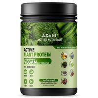Azani Active Nutrition Vegan Plant Protein - Unflavored