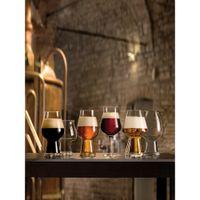 Luigi Bormioli Birrateque Craft Beer Wheat Glass Set Set Of 2