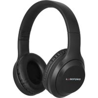 Lumiford Hd50 Wireless Over-ear True Bass Headphones With Built-in Mic (Black)