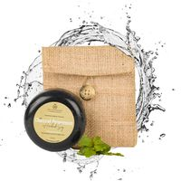 India Grooming Club Charcoal Peppermint Soap