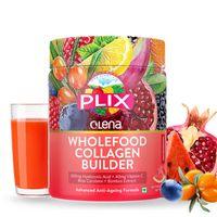 Plix Plant-Based Collagen Builder, Advanced Anti-Ageing Formula - Watermelon