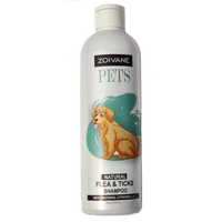 Zoivane Pets Tick And Flea Shampoo For Dogs And Cats