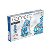 Geomag Magnetic Toys Pro-l - 110 Pieces - Multi-Color