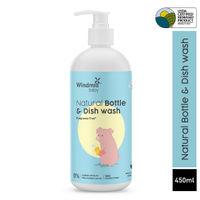Windmill Baby Natural Bottle & Dish Wash