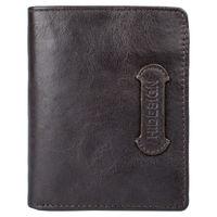 Hidesign Brown 279-144b RF Regular Wallets