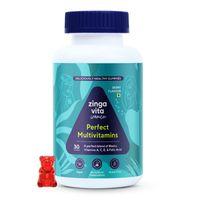 Zingavita Women's Multivitamin Gummies with Biotin