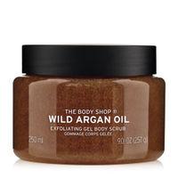 The Body Shop Wild Argan Oil Body Scrub