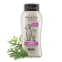 Wahl Flea & Tick Dog Shampoo