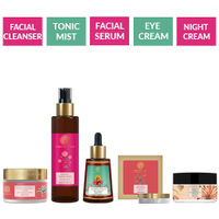 Forest Essentials Luxury Youthful & Radiant Night Skin Care Ritual