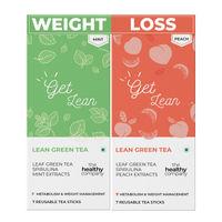 The Healthy Company One Week Lean Green Tea Plan
