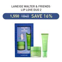 LANEIGE Walter & Friends Lip Love Duo 2