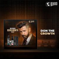 Beardo Don Beard Growth Pro Kit