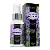 Aroma Treasures Relaxing Lavender Pillow / Fabric Room Mist
