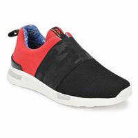Hitz Black Sports Shoes