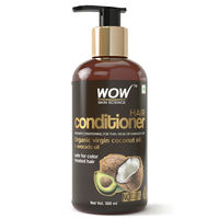 Wow Skin Science Hair Conditioner (Organic Virgin Coconut Oil +Avocado Oil)