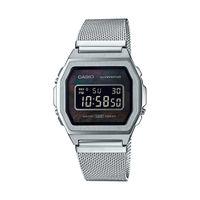Casio D194 Vintage Mesh Band ( A1000M-1BEF ) Digital Watch - For Men & Women