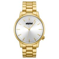 Unlisted by Kenneth Cole Analog Silver Dial Men's Watch - UL51154006