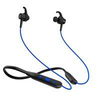 Nu Republic Cosmo X5 Longplay In-ear Bluetooth Neckband Earphones -blue