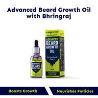 Beardinator Advanced Beard Growth Oil For Men