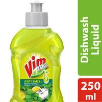 Vim Dishwash Anti Smell Liquid Pudina