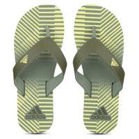 adidas Beach Print Max Out 19 M Green Sliders