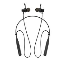 Portronics Harmonics 222 - Wireless Bluetooth 5.0 Sport Headset For Android & Ios Devices, (black)