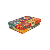 Chumbak Floral Swirls Storage Box S